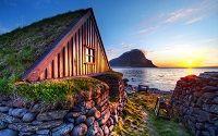 Пам`ятки загадкової ісландії