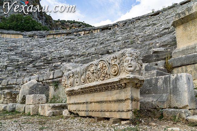 Амфітеатр Демре, Туреччина.