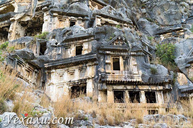 Міри гробниці Світи, Туреччина.
