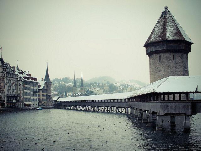 відпочинок взимку в європі