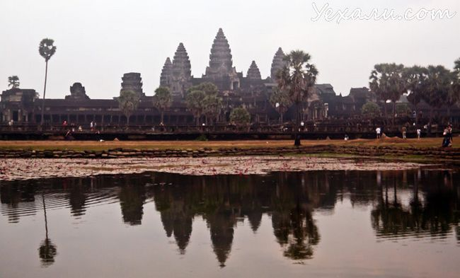 Фото Ангкор Вата, Камбоджа