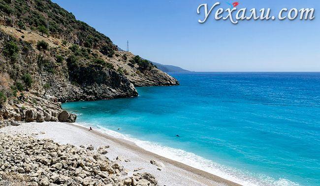 Пляжі Олюденіза (Туреччина): рейтинг.