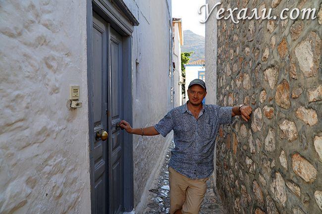Фотозвіт з острова Гідра в Греції