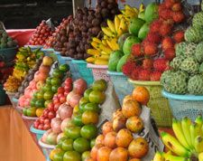 фрукти Балі