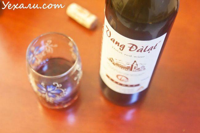 Де дешевше - в Таїланді або у В`єтнамі? Далатское вино коштує 3 долари
