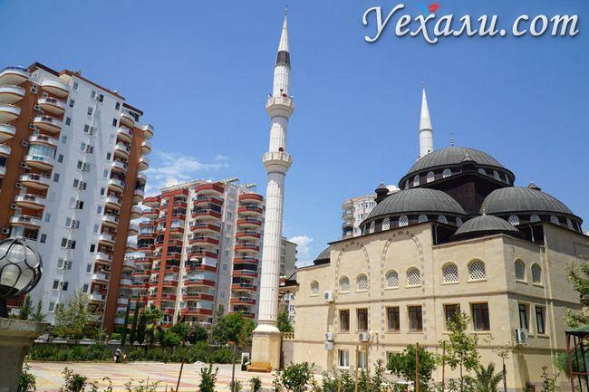 Фото Махмутлара: де і як живуть росіяни в Туреччині