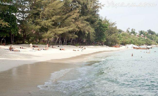 Де відпочити на морі за кордоном недорого: Таїланд