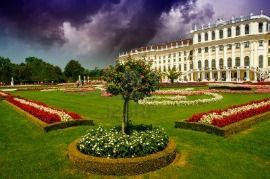 Головна визначна пам`ятка вени (відгук про палац шенбрунн)