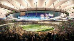 Головна футбольна пам`ятка - стадіон «маракана»