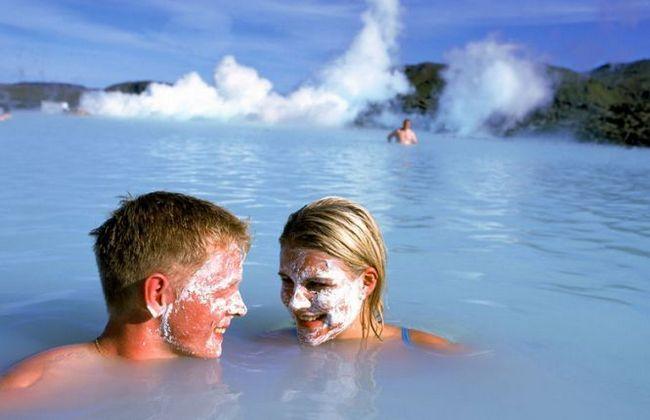 Блакитна лагуна - геотермальний курорт в ісландії