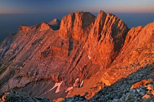 Гора олімп в греції: міфи, історія та екскурсії