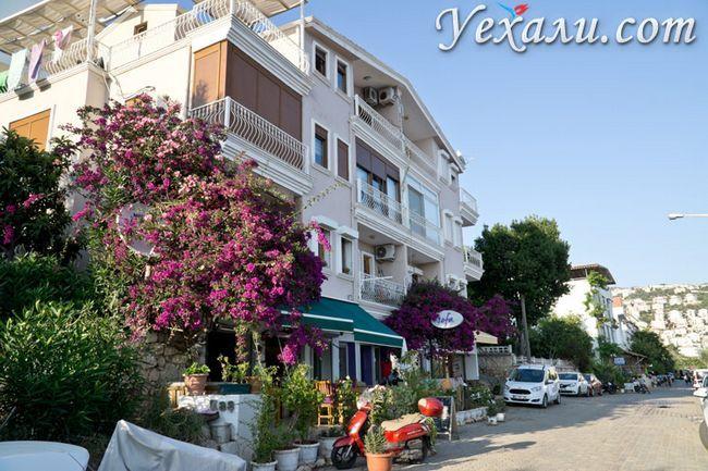 Красиві фото Каша - найромантичнішого міста Туреччини
