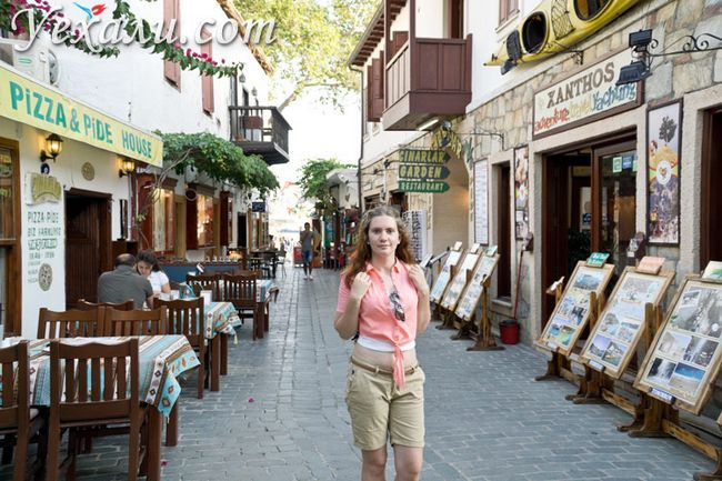 Фото міста Каш, Туреччина.