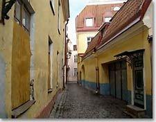 Міста Естонії, список за алфавітом