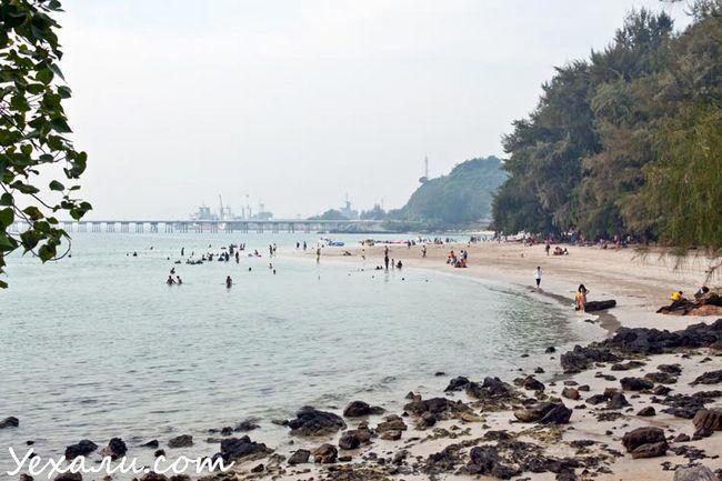 Хат Нанг Рам: кращий пляж в Паттайя