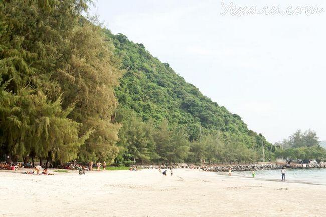 Хат Нанг Рам: кращий пляж Паттайя