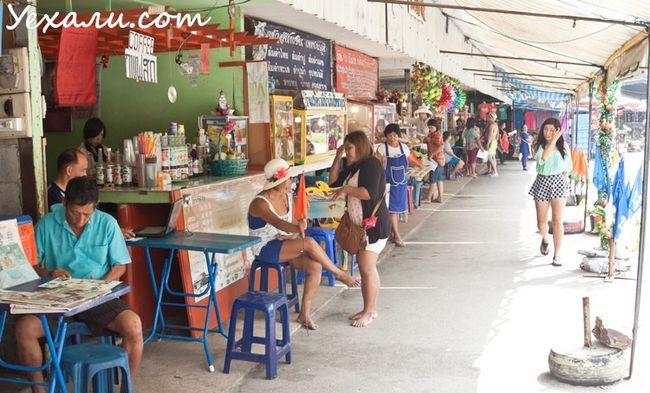 Хат Нанг Рам: найчистіший пляж Паттайя