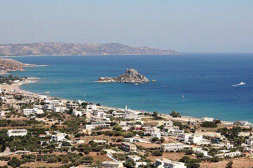 Грецький кіс: острів пляжів і гіппократа