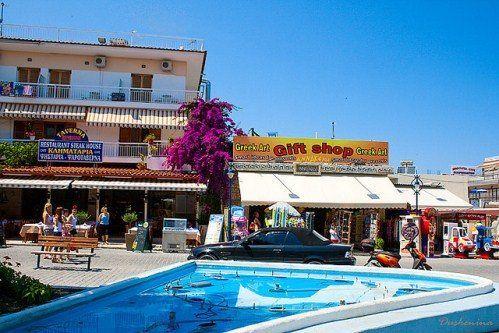 Ханіоті в греції: сімейний курорт з «перчиком»