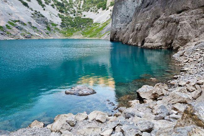 Хорватія, імотскі озера