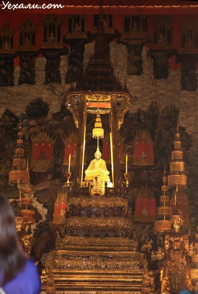 Фото смарагдового Будди в Бангкоку
