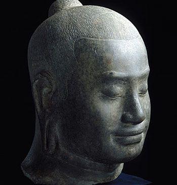 Джаяварман VII.