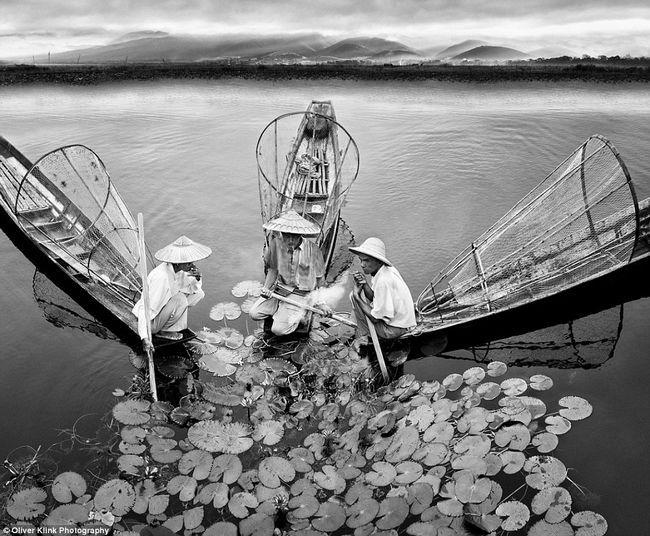 Зникаючі традиції азії, застиглі на фотографіях