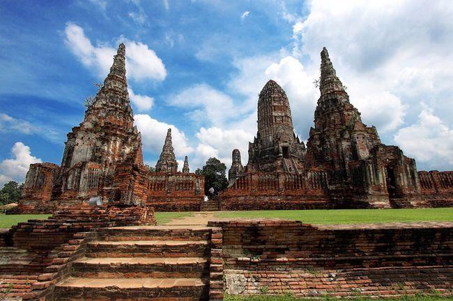 Історичні парки та національні музеї по всьому тайланду будуть відкриті безкоштовно