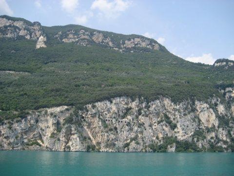 Ітлія. Озеро Гарда. Прогулянка на поромі.