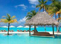 Яскраве сонце і найчистіші пляжі - погода на мальдівах в листопаді