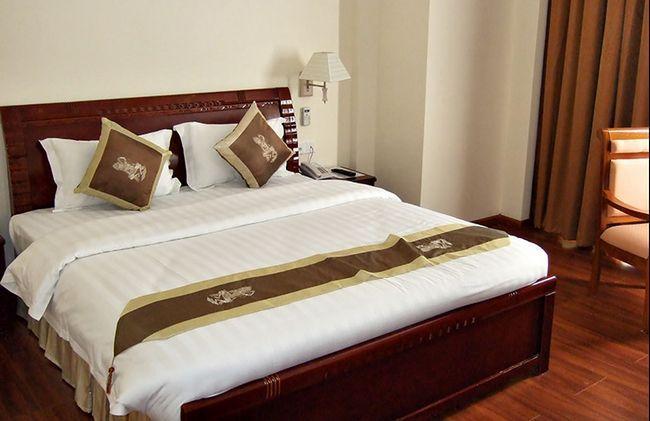 Екскурсія з Паттаї в Камбоджу: мій готель Starry Angkor Hotel.