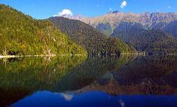 Екскурсія на озеро ріца