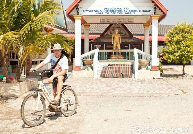 Екскурсія на велосипеді по паттайя: тайський бокс, храм істини і незвичайні пам`ятки