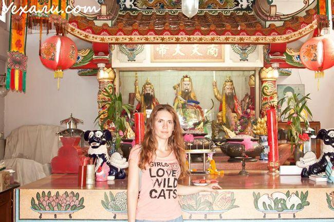 Китайський храм в Паттайя