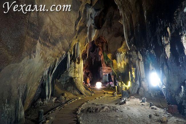 Печера Кхао Бін в Таїланді