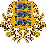 Герб Естонії