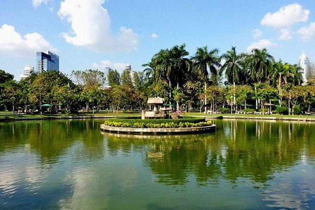 Фото парку Люмпіні, Бангкок, Таїланд