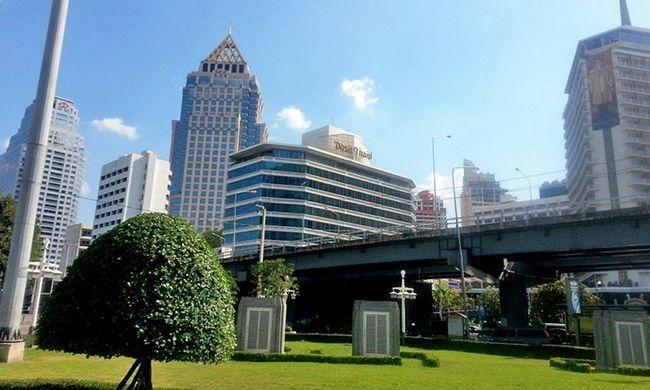 Парк Люмпіні, Бангкок, Таїланд