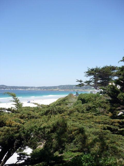 Каліфорнія. Курортні містечка Carmel і Monterey.