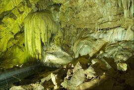 Новоафонська печера - місце, яке варто відвідати