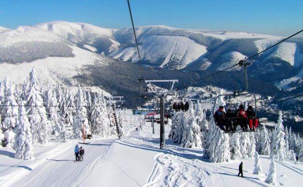 Гірськолижний курорт Янске Лазні