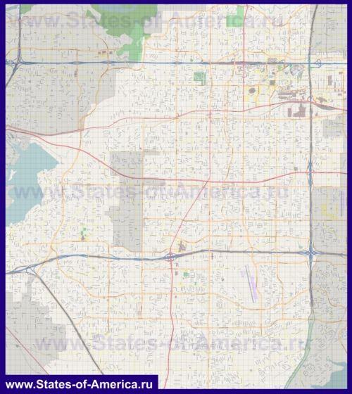 Карти арлінгтона (техас)