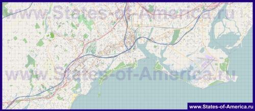 Карти бріджпорта