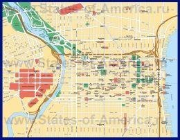 Карти філадельфії