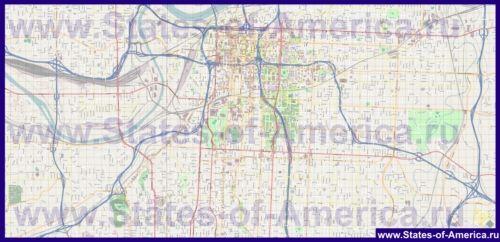 Карти канзас-сіті (штат)