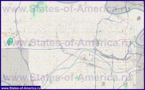 Карти канзас-сіті