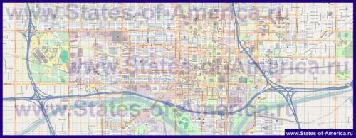 Карти оклахома-сіті