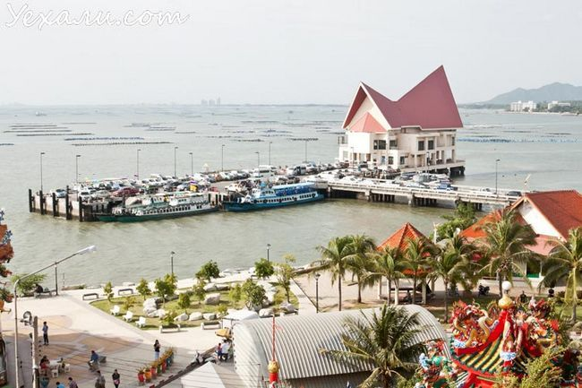Острів Ко Лой (Ko Loi)