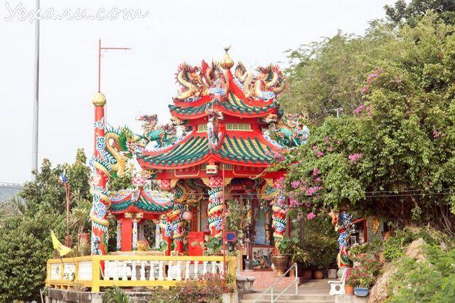 Китайський храм на острові Ко Лой (Ko Loi)