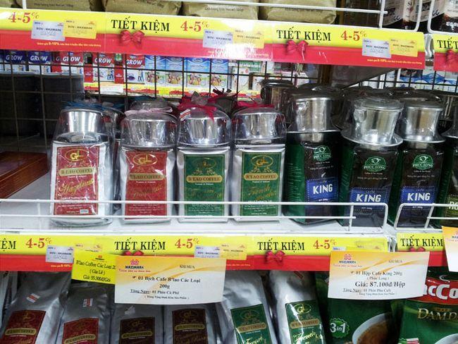 в`єтнамський кави